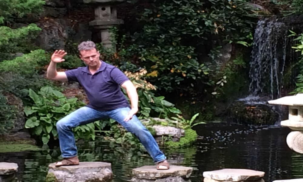 Tai Chi Practise Anywhere Anytime